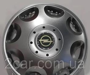 Колпаки Opel R15 (Комплект 4шт) SJS 300