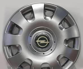 Колпаки Opel R15 (Комплект 4шт) SJS 304