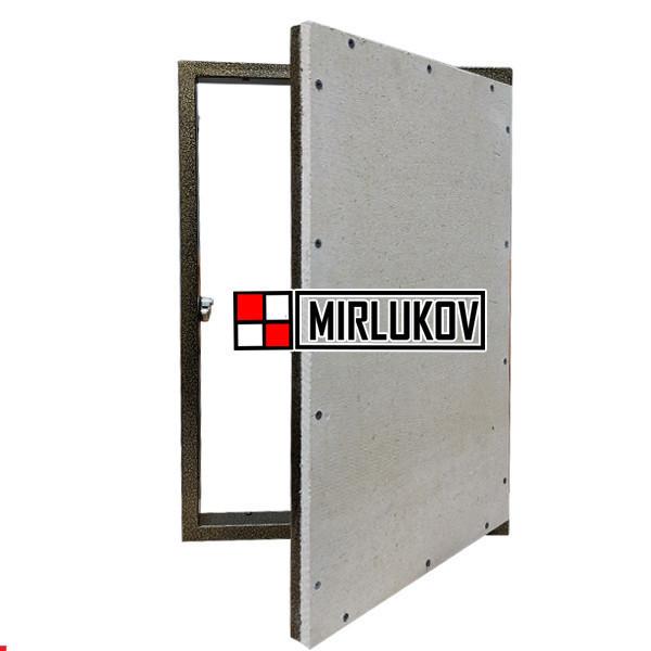 Ревізійний люк під плитку 400х600 Нажимний (ШхВ)