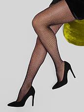 Колготки женские со стразами черные - 314-04, фото 2