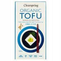 Тофу органический, 300 г, TM CLEARSPRING