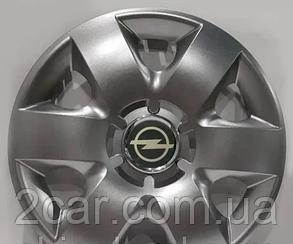 Колпаки Opel R15 (Комплект 4шт) SJS 310