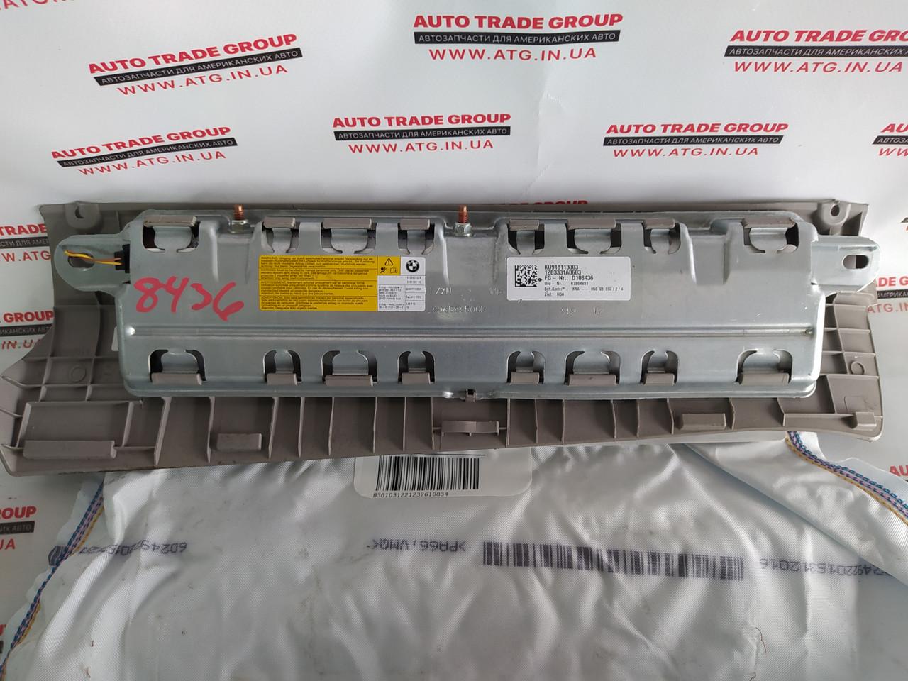 Подушка безопасности BMW 5 (F10, F11) надувная 606586500D