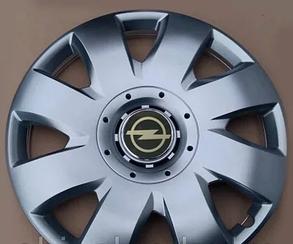 Колпаки Opel R15 (Комплект 4шт) SJS 311