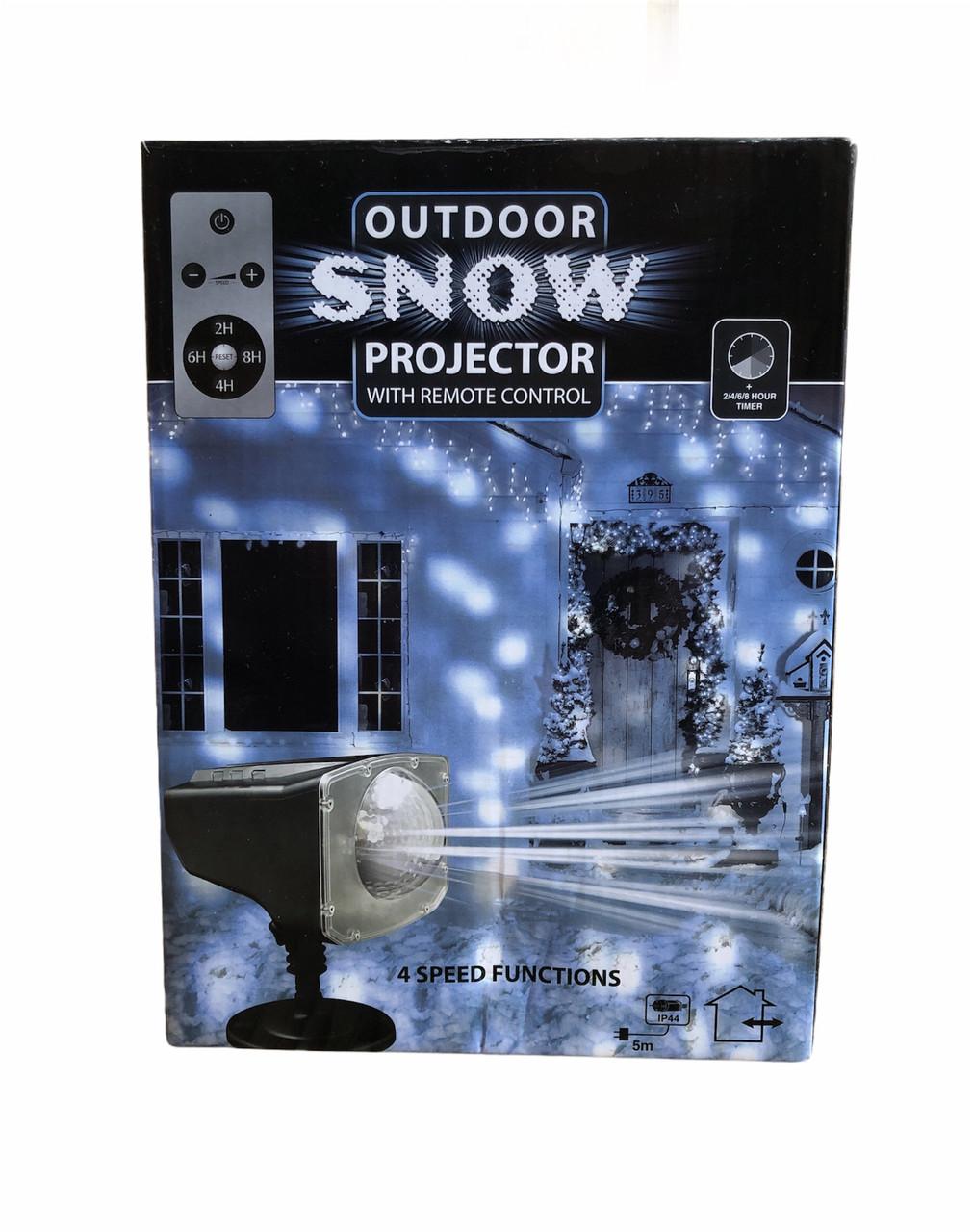 Новогодний лазерный проектор Melinera
