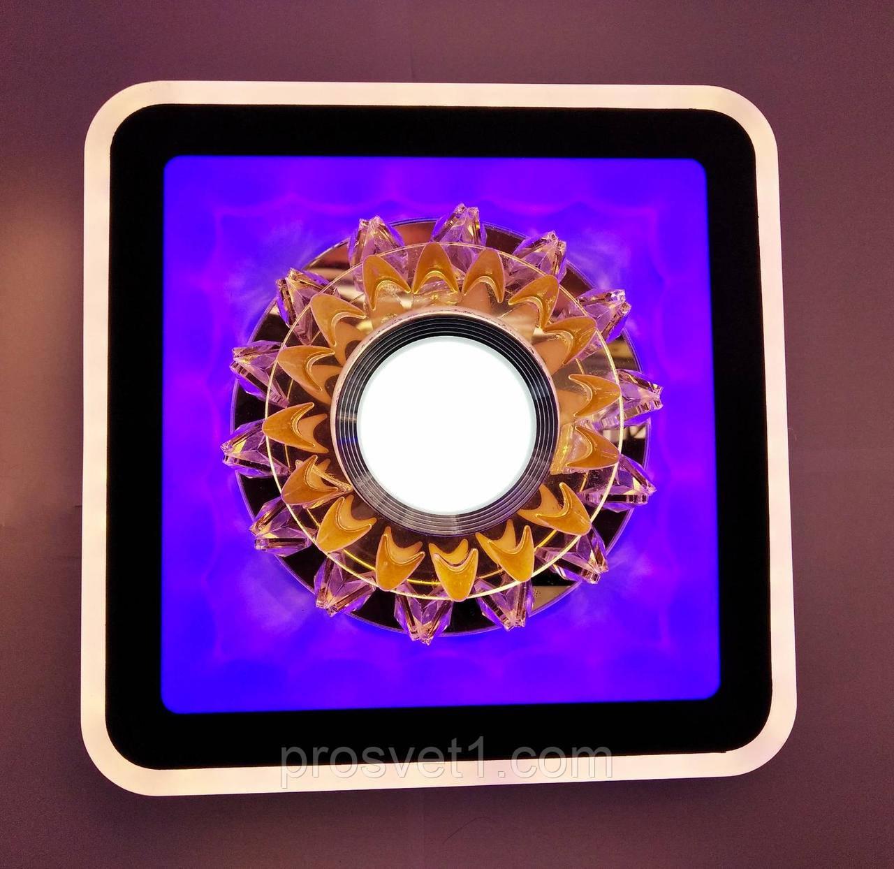 Лід світильник круглий настінний (107 36W)