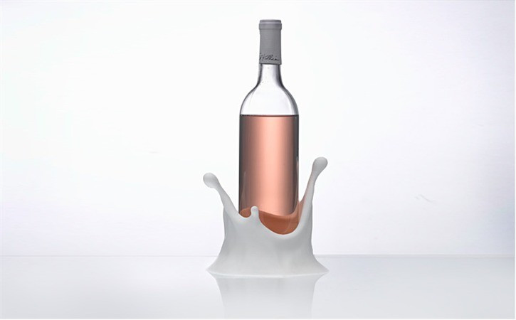 Підставка для пляшки вина