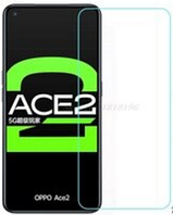 Гидрогелевая защитная пленка на OPPO Ace 2 на весь экран прозрачная