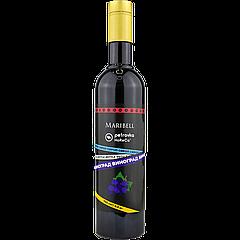 Сироп коктейльный 'Виноград красный' Maribell-Petrovka Horeca 700мл