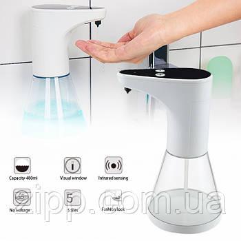 Автоматический бесконтактный диспенсер для мыла   Автоматический дозатор для мыла   Диспенсер для мыла
