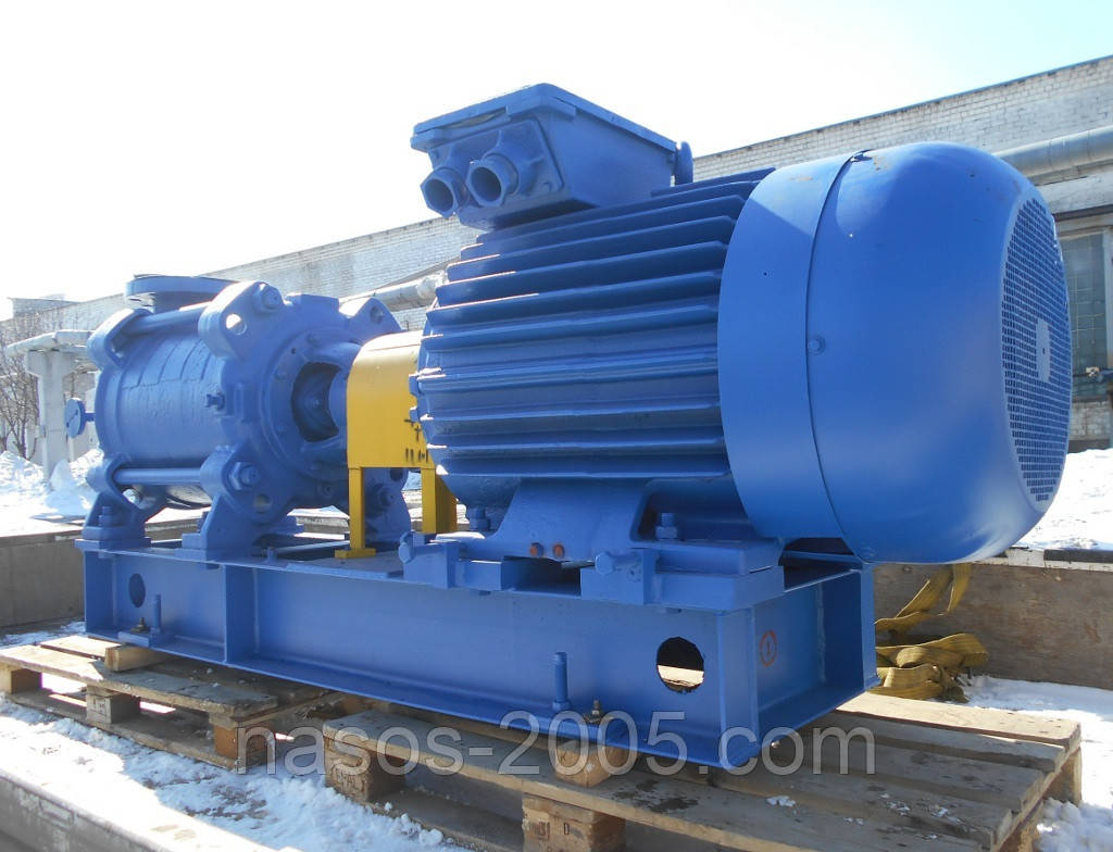 Насос ЦНС 400-300 секционный центробежный для холодной воды