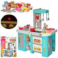 Детская игровая кухня Kitchen Chef 922-46 с холодильником и водой