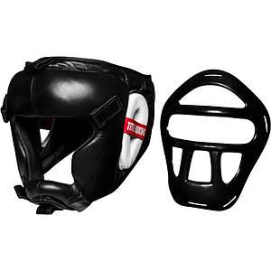 Боксерський безконтактний шолом Title TB-5200