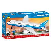 Конструктор COBI Самолет Boeing 787 Dreamliner, 600 деталей