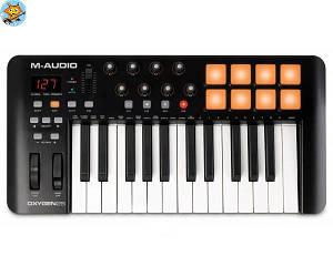 Midi-клавиатураM-Audio Oxygen 25 IV