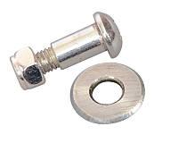 Колесо сменное 16*6*3мм с осью, для плиткореза 80-0400 MASTERTOOL 80-1663