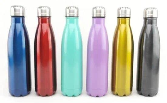 Спортивный термос-бутылка с двойными стенками 500 мл,