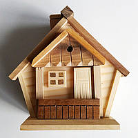 Копилка деревянная, фото 1