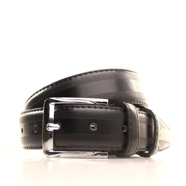 Ремень Casa Familia черный L3511W36 120-125 см