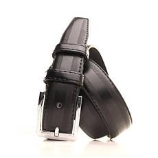 Ремень Casa Familia черный L3511W36 120-125 см, фото 2