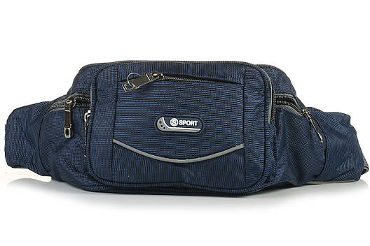 Поясная сумка Casa Familia S10-1603-31 dark-blue, фото 2