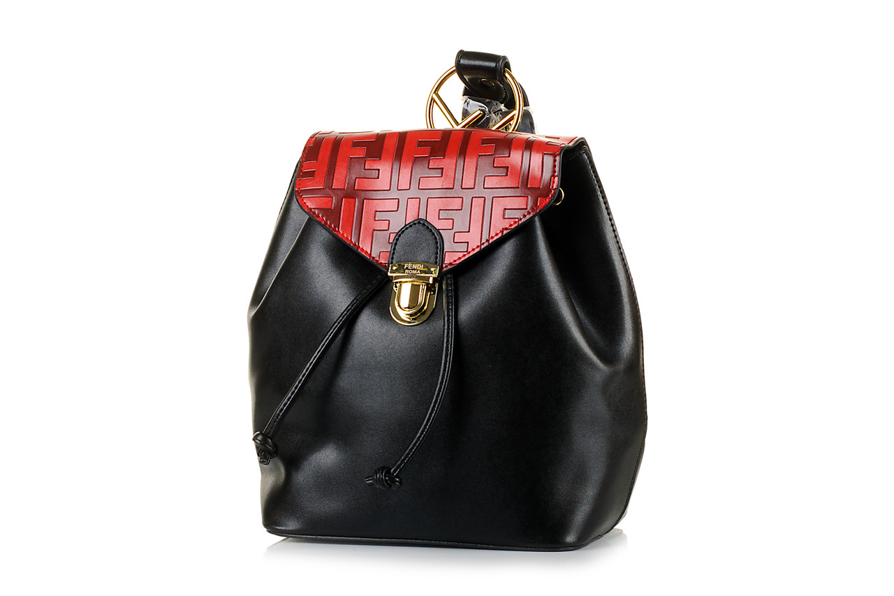 Рюкзак Casa Familia S10-938-07 black-red