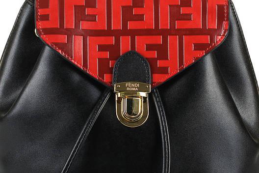 Рюкзак Casa Familia S10-938-07 black-red, фото 2