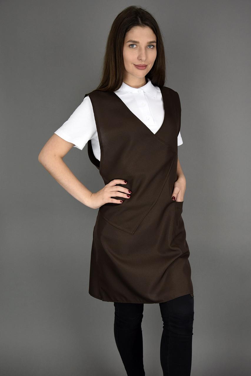 "Фартук-платье ""Brown"""