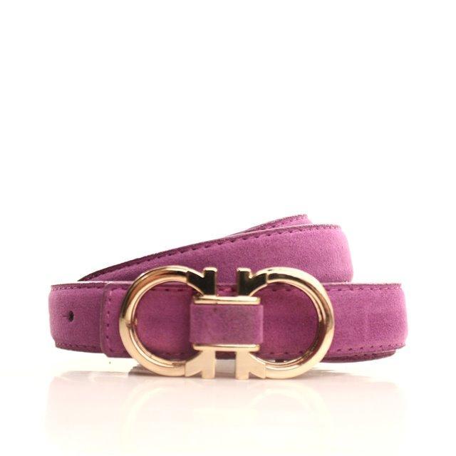 Ремень Casa Familia фиолетовый L2560G4 95-100 см