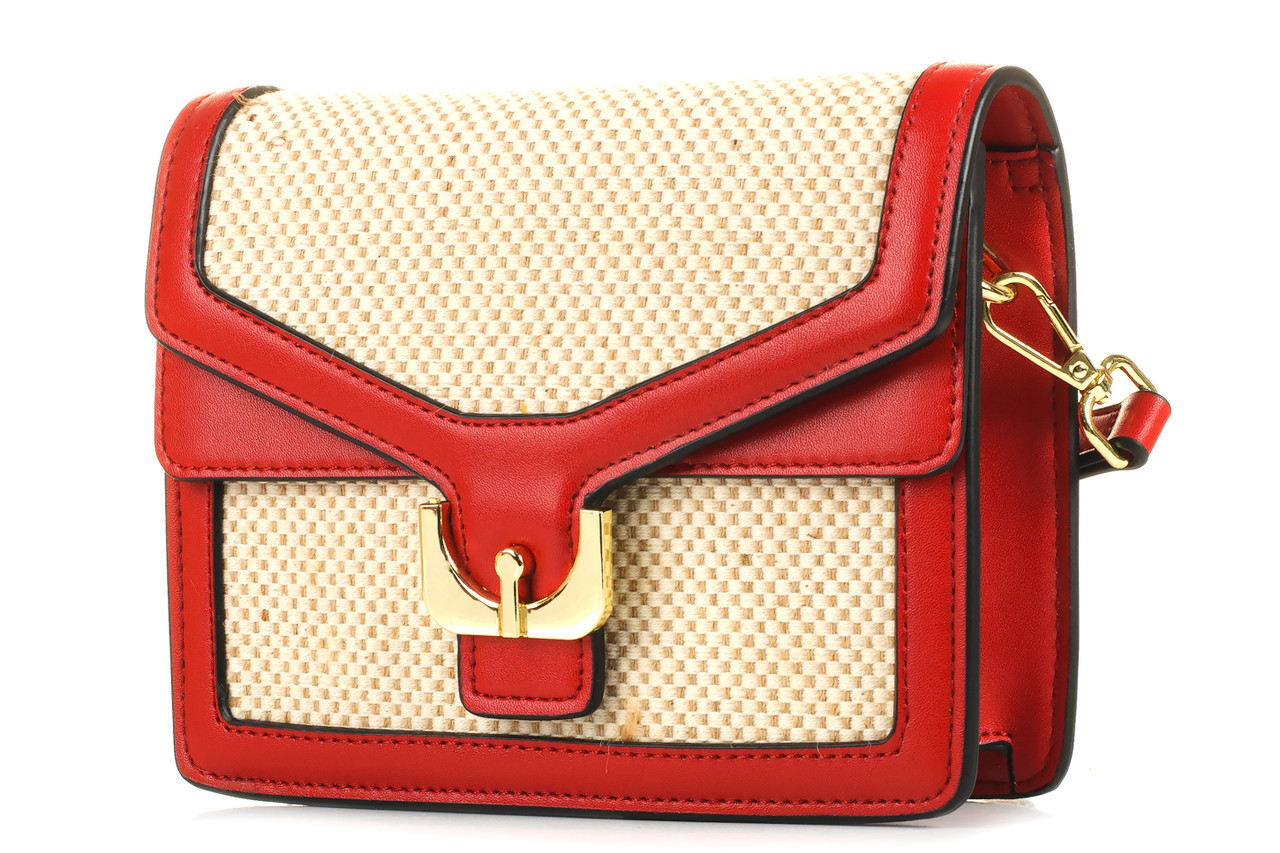 Клатч Casa Familia S10-8098-07 red