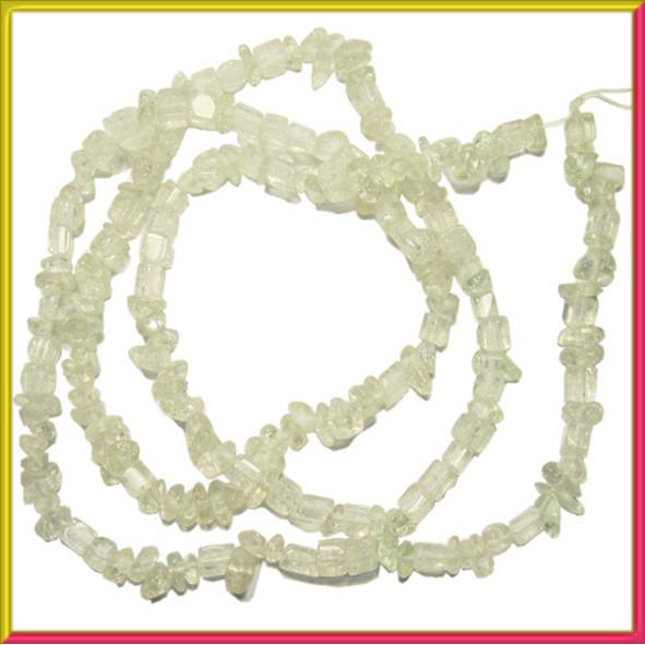 Сколы Кварц Прозрачный Кубиками, Размер 4-6*4-6 мм. Около 85 см нить, Бусины Натуральный Камень, Рукоделие