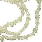 Сколы Кварц Прозрачный Кубиками, Размер 4-6*4-6 мм. Около 85 см нить, Бусины Натуральный Камень, Рукоделие, фото 4