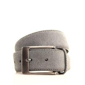 Ремень Casa Familia серый L4061W2 120-125 см
