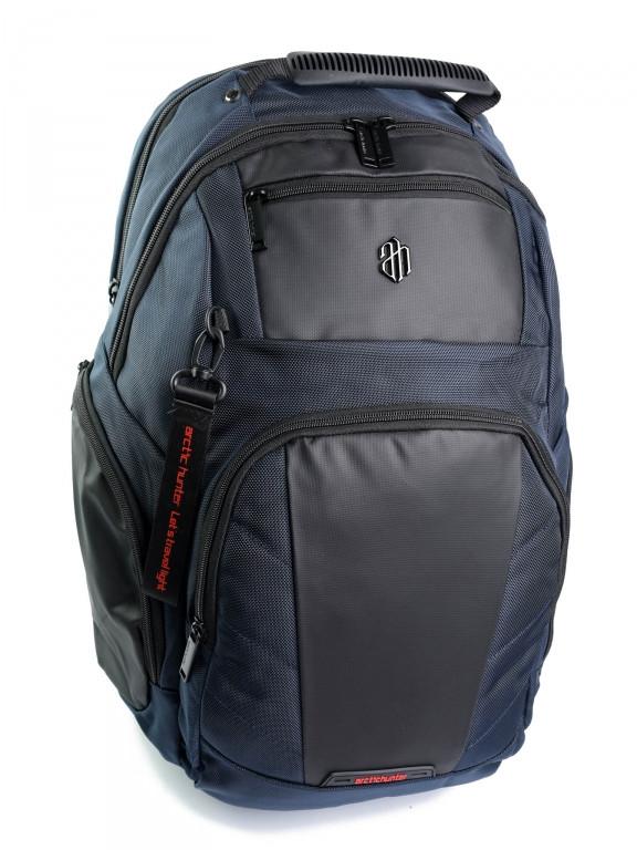 Рюкзак городской нейлон Case B00341 синий