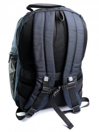 Рюкзак городской нейлон Case B00341 синий, фото 2