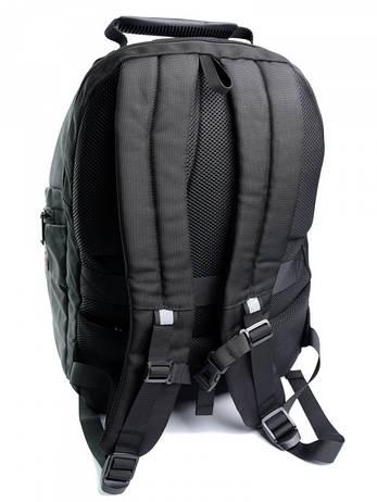 Рюкзак міський B00341 чорний, фото 2