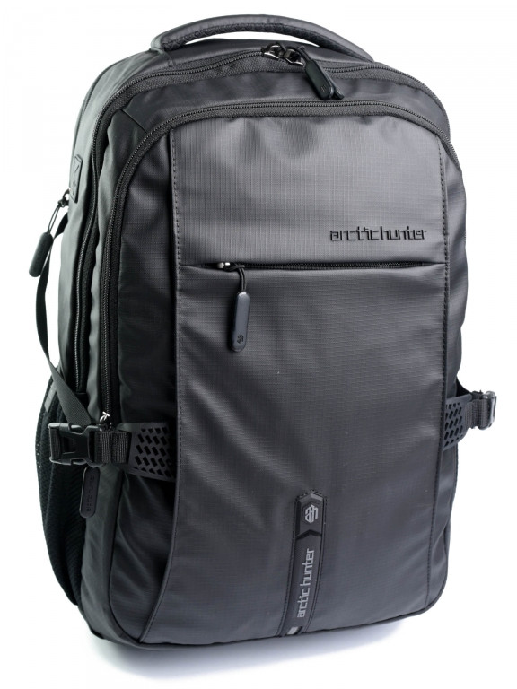 Рюкзак міський B00388 чорний