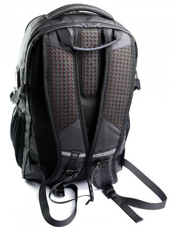 Рюкзак міський B00388 чорний, фото 2