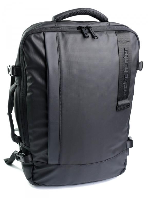Рюкзак міський B00351 чорний