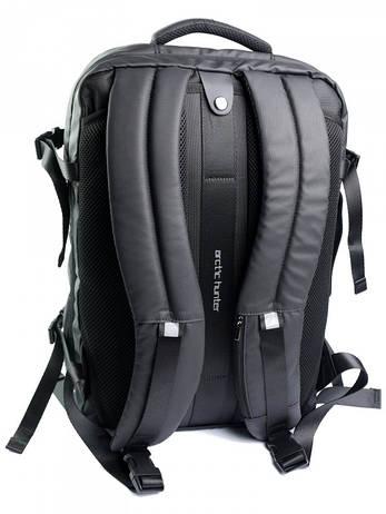 Рюкзак городской нейлон Case B00351 черный, фото 2