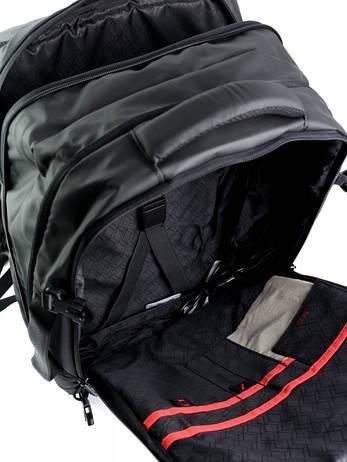 Рюкзак міський B00351 чорний, фото 2