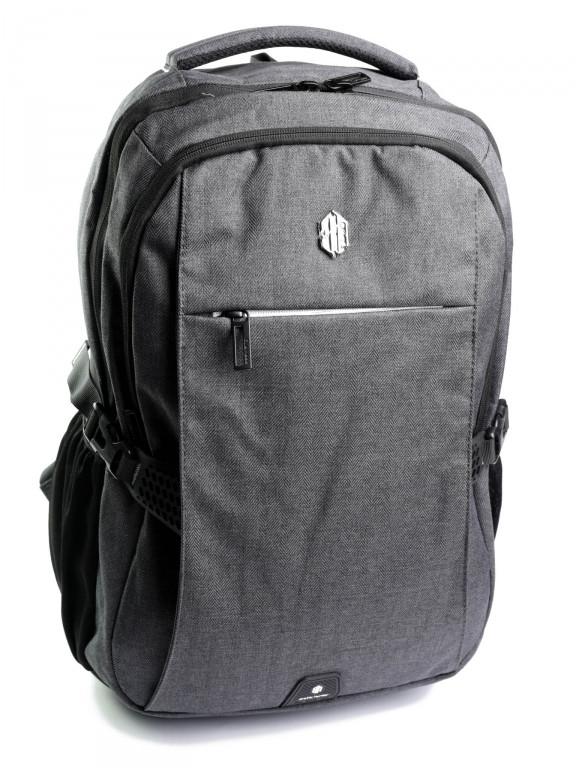 Рюкзак городской нейлон Case B00338 серый
