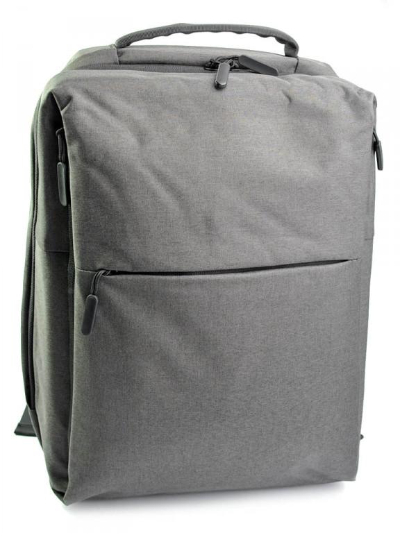 Рюкзак городской нейлон Case 1701 черный