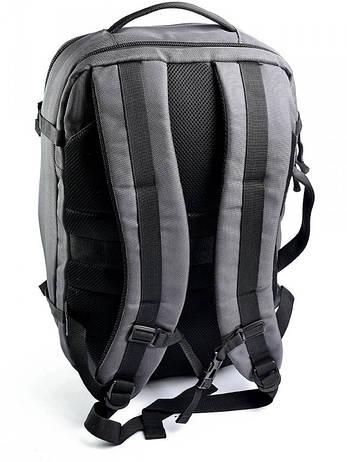 Рюкзак бизнес серии нейлон Case B-00188 серый, фото 2
