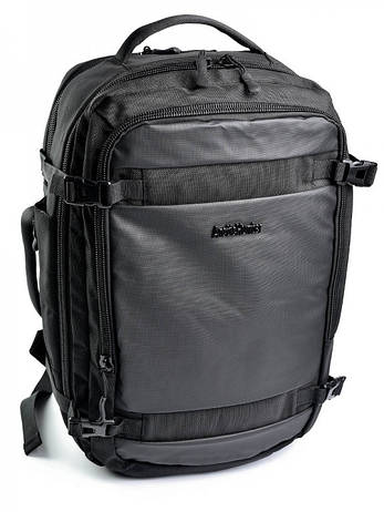 Рюкзак міський B-00188 чорний, фото 2