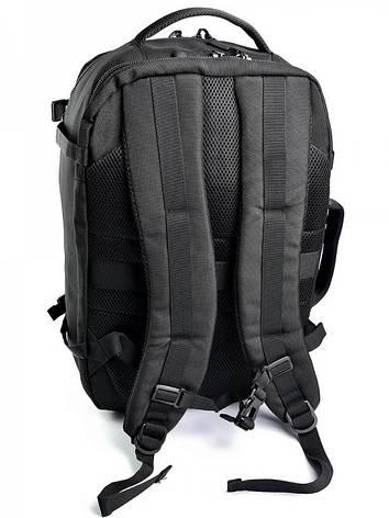 Рюкзак бизнес серии нейлон Case B-00188 черный, фото 2