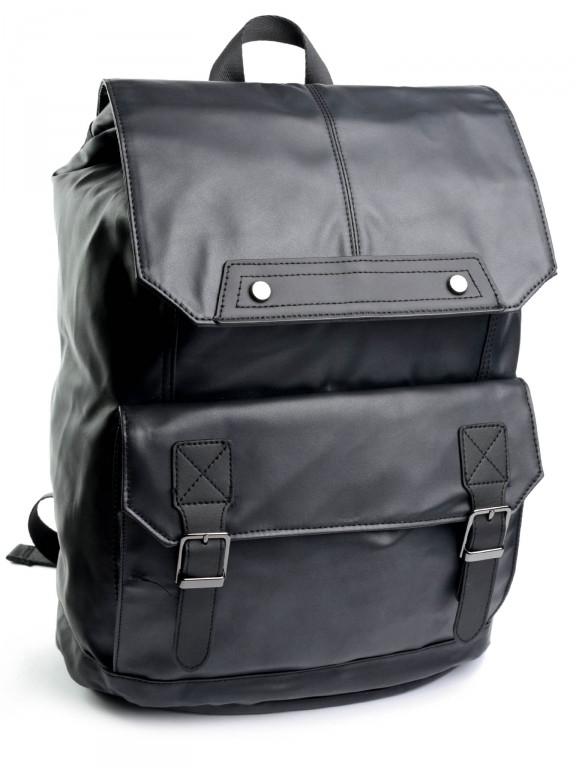 Рюкзак міський B-00287 чорний