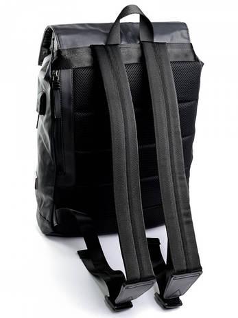 Рюкзак міський B-00287 чорний, фото 2