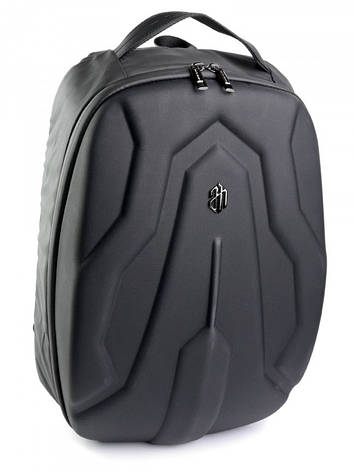 Рюкзак міський B-00320 чорний, фото 2
