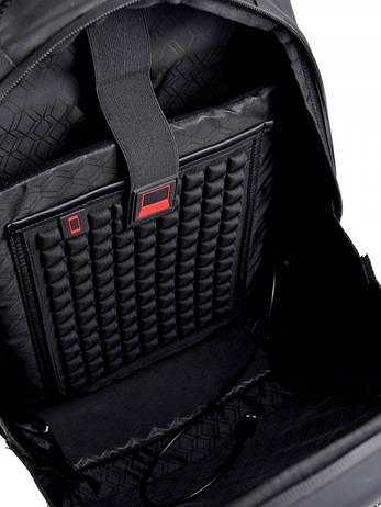 Рюкзак городской нейлон Case B-00320 черный, фото 2